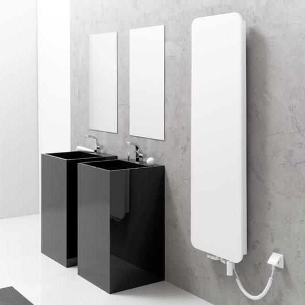 NILA radiátor biela | LOTOSAN kúpeľne