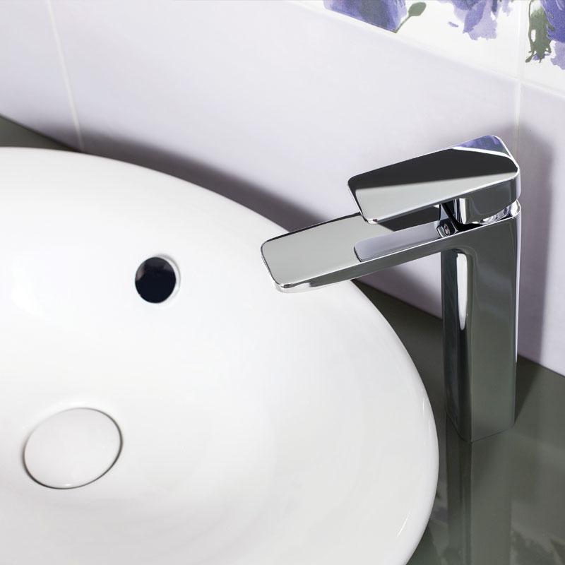 Umývadlo s batériou LOTOSAN | PREDOS-BB