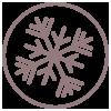 Mrazuvzdorná - odolná voči mrazu bez násedkov poškodenia.