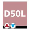 D50 ľavé pripojenie – interiérový radiátor MAYA | LOTOSAN