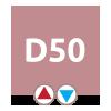 D50 pripojenie – radiátor NEVIS | LOTOSAN