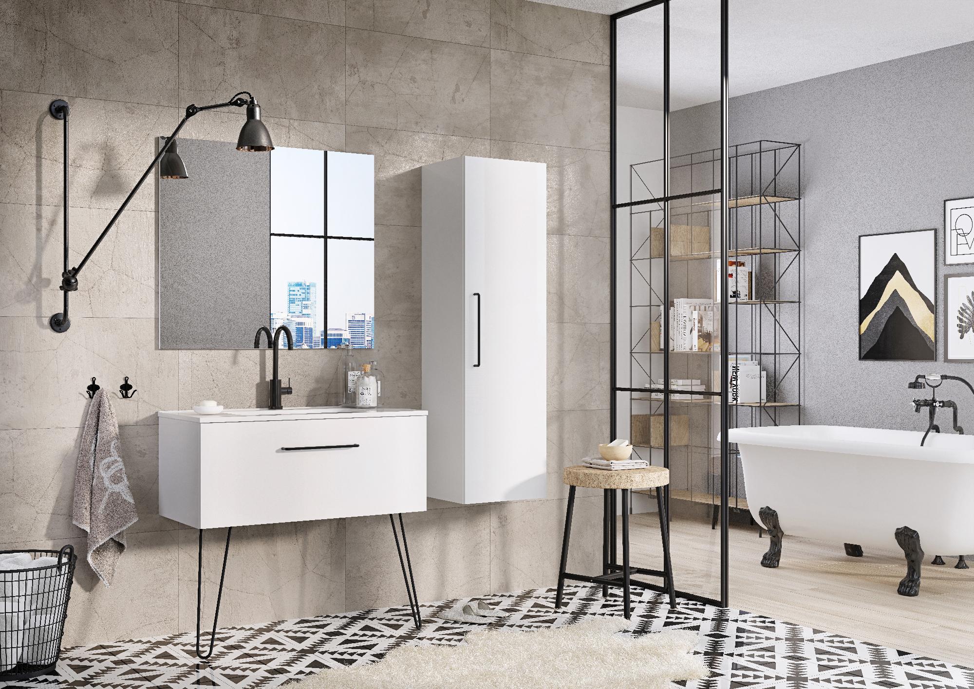 LATERN Kúpeľňový nábytok | LOTOSAN Kúpeľne