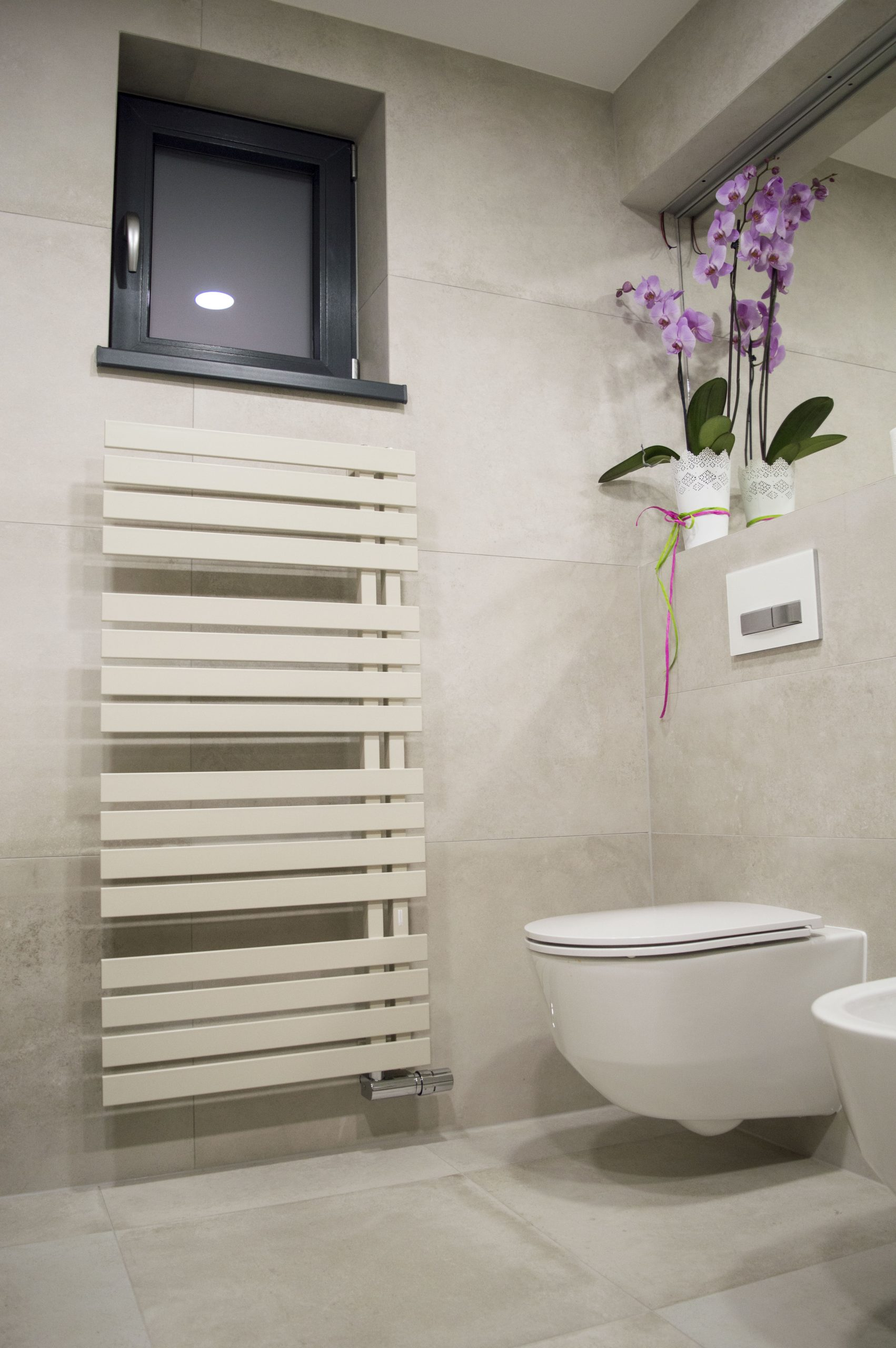 Kúpeľňový radiátor FLORIDA | LOTOSAN Kúpeľne a interiér