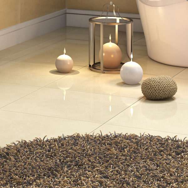 BOOKA dlažba beige   LOTOSAN kúpeľne