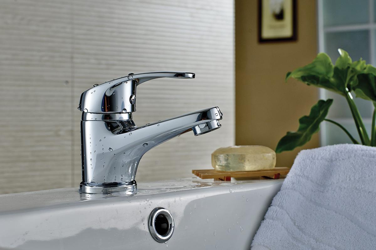 SANDY stojanková umývadlová batéria | LOTOSAN Kúpeľne a Interiér