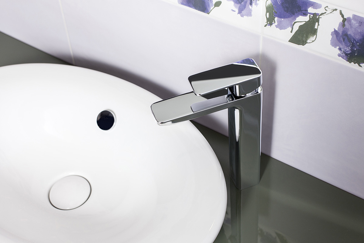 Umývadlová batéria VICTORIA | LOTOSAN Kúpeľne a Interiér