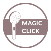 Prepínanie funkcií Magic Click | LOTOSAN