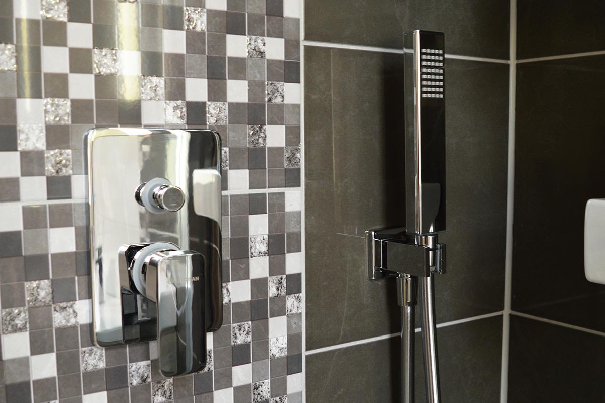 CATRINA ručná sprcha | LOTOSAN kúpeľňa