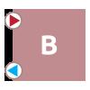Bočné ľavé pripojenie – interiérový radiátor MAYA | LOTOSAN