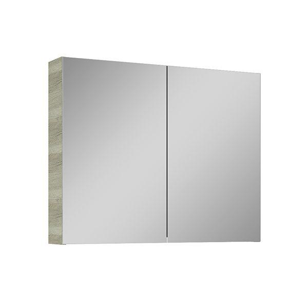 Zrkadlová skrinka COMTE 80 cm