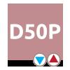D50 pravé pripojenie – interiérový radiátor MAYA | LOTOSAN