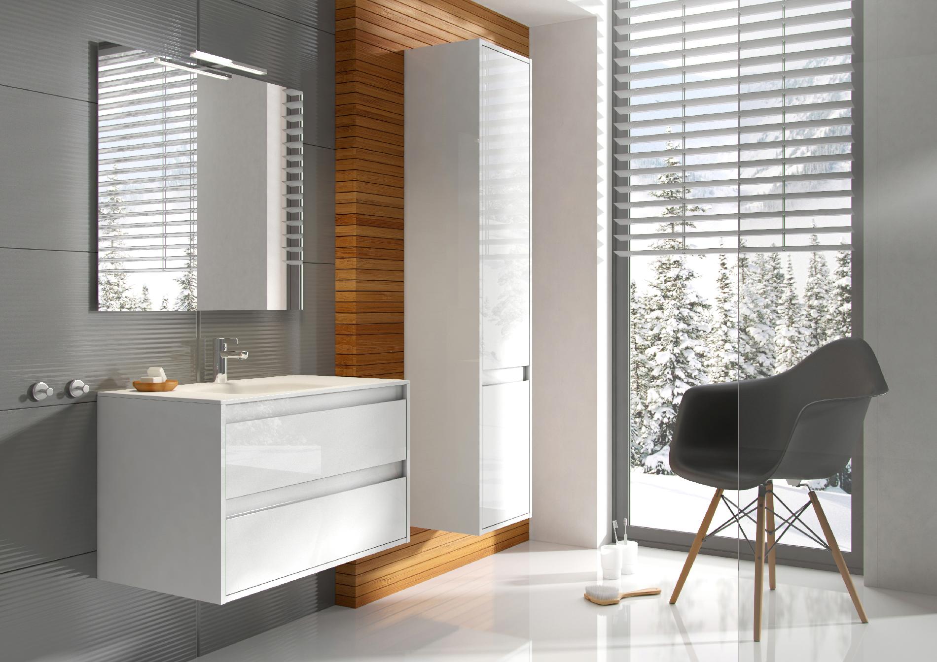 Kúpeľňový nábytok MOSS | LOTOSAN
