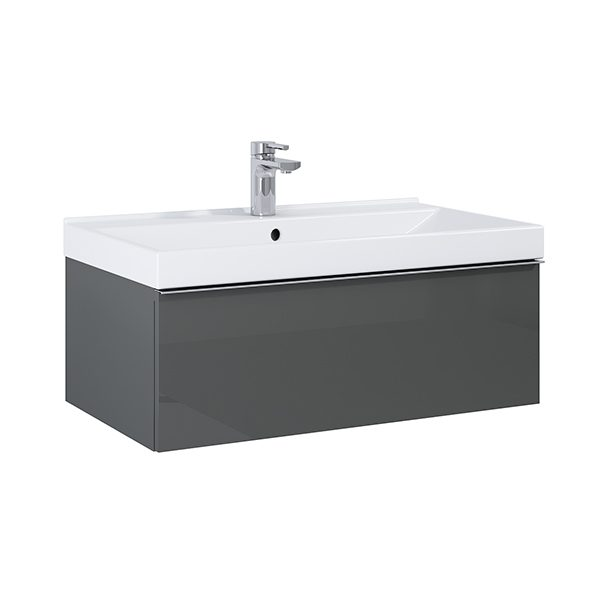 Skrinka pod umývadlo / dosku SCARLET 80 cm, 1 zásuvka