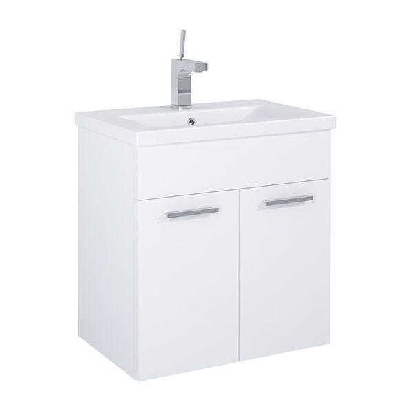 Set umývadlo + skrinka TARO 60 cm