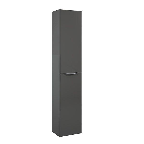 Vysoká bočná skrinka TIARA 150 cm