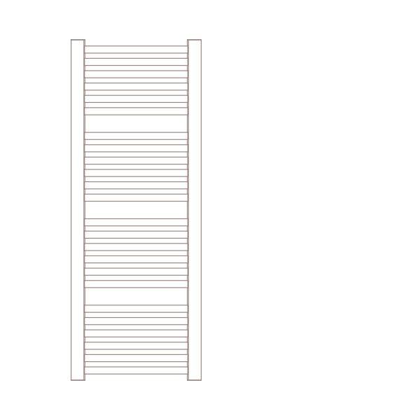Radiátor DARWIN 54 x 143,6 cm