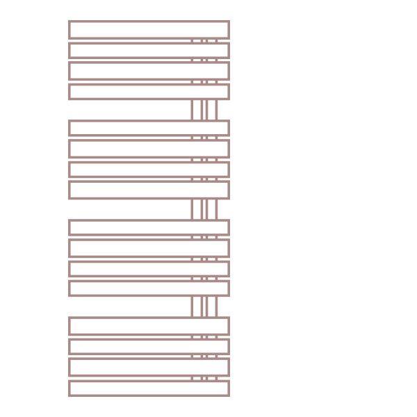 Radiátor FLORIDA 60 x 119 cm
