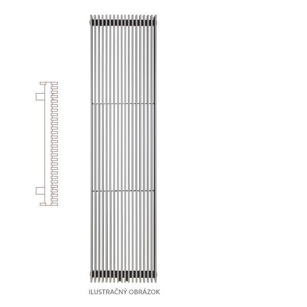 Radiátor MAYA 120,9 x 40 cm