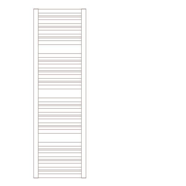 Radiátor RUBY 60 x 128,9 cm