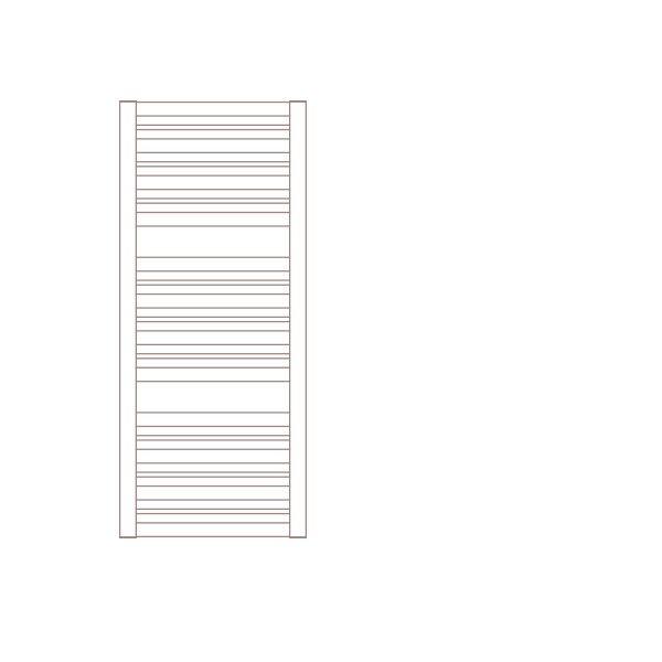 Radiátor RUBY 60 x 95,1 cm