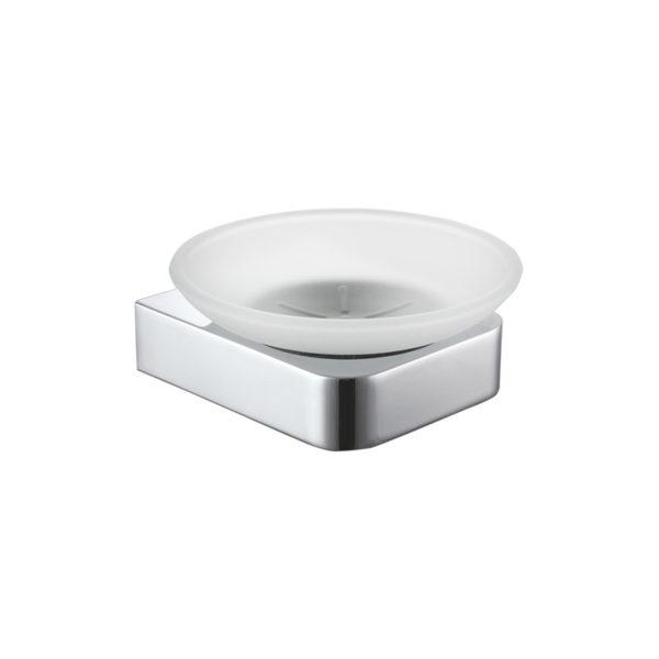 Držiak na mydlo LUA chróm | LOTOSAN Kúpeľne a Interiér
