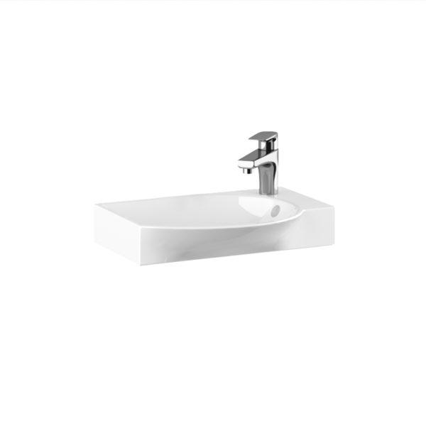 Nábytkové umývadlo 45 cm SIAM ROUND | LOTOSAN Kúpeľne a Interiér