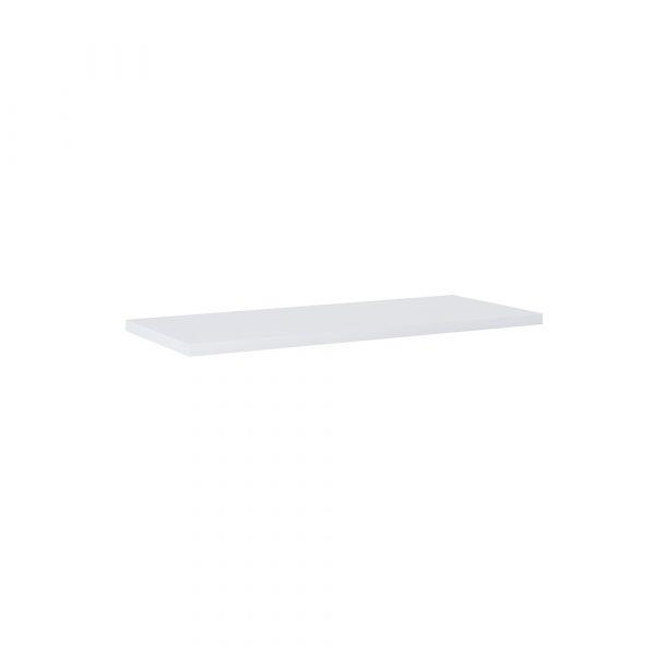 Doska pod umývadlo k sérií CALTA a MAVIS 100 cm Biela lesklá | LOTOSAN Kúpeľne a Interiér