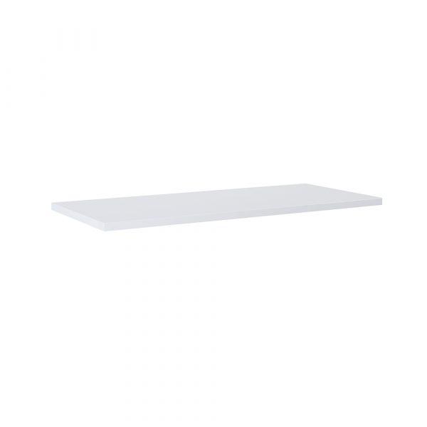 Doska pod umývadlo k sérií CALTA a MAVIS 120 cm Biela lesklá | LOTOSAN Kúpeľne a Interiér