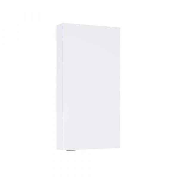 Bočná skrinka slim biela univerzálna 40cm   LOTOSAN Kúpeľne a interiér
