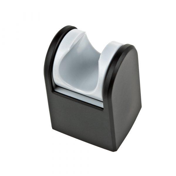 Držiak ručnej sprchy čierny   LOTOSAN Kúpeľne a interiér