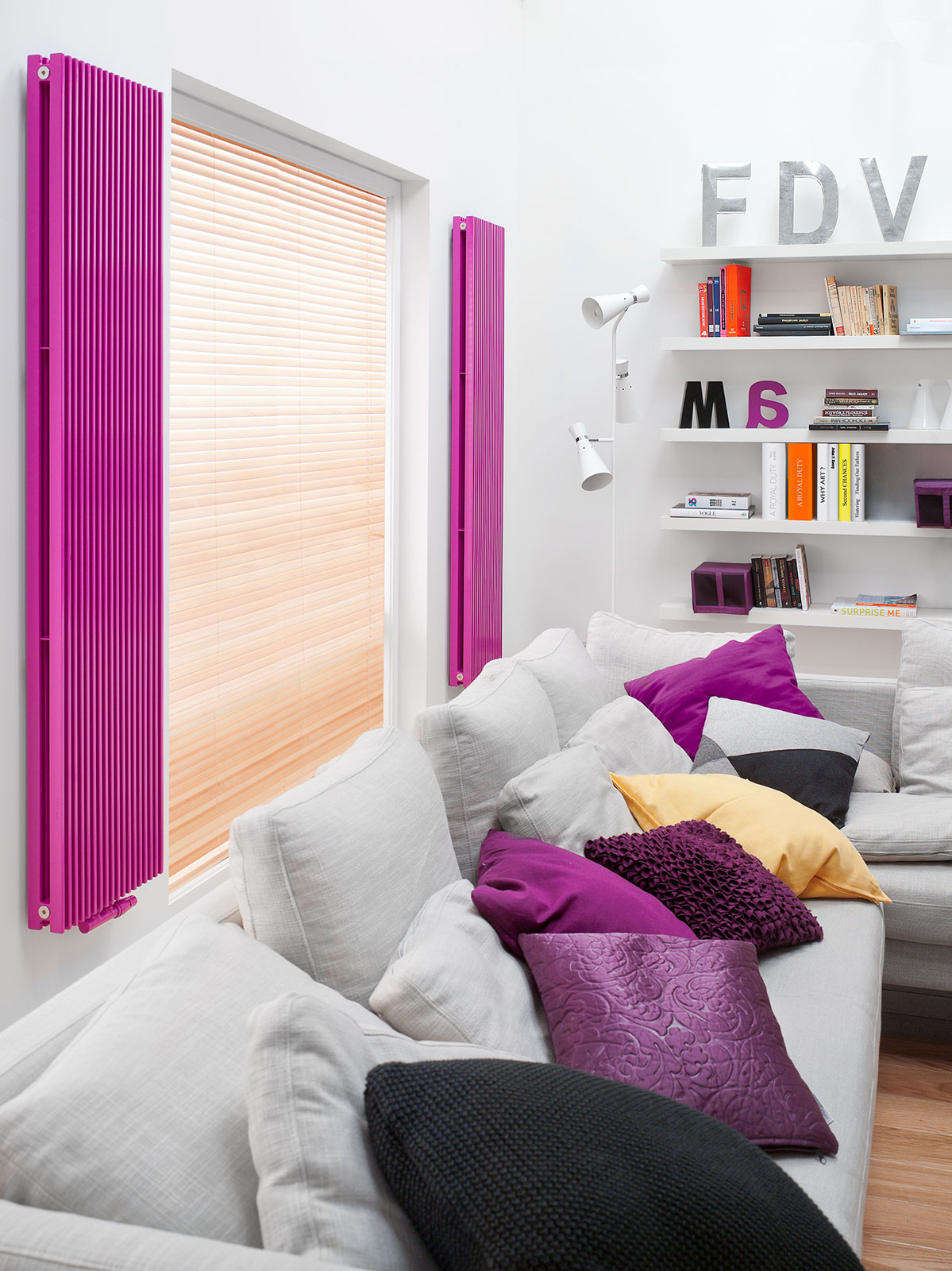 Interiérový radiátor MAYA   LOTOSAN Kúpeľne a Interiér