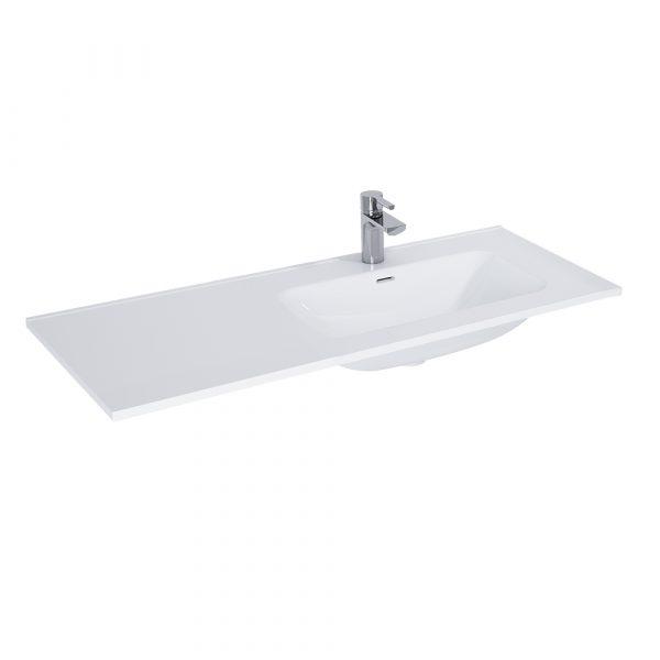 Nábytkové umývadlo asymetrické MAYLA 120 | LOTOSAN Kúpeľne a Interiér