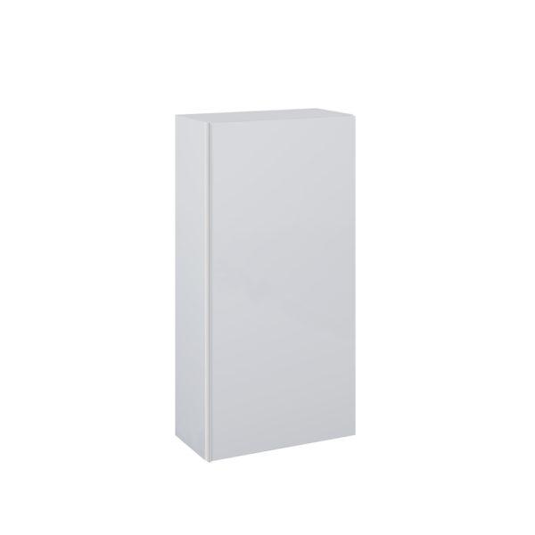 Nízka bočná skrinka SCARLET slim siva matna 40cm   LOTOSAN Kúpeľne a interiér