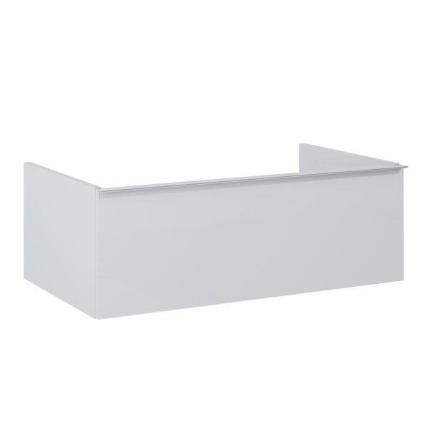 Postranná skrinka pod dosku SCARLET sivá matna 80cm | LOTOSAN Kúpeľne a interiér