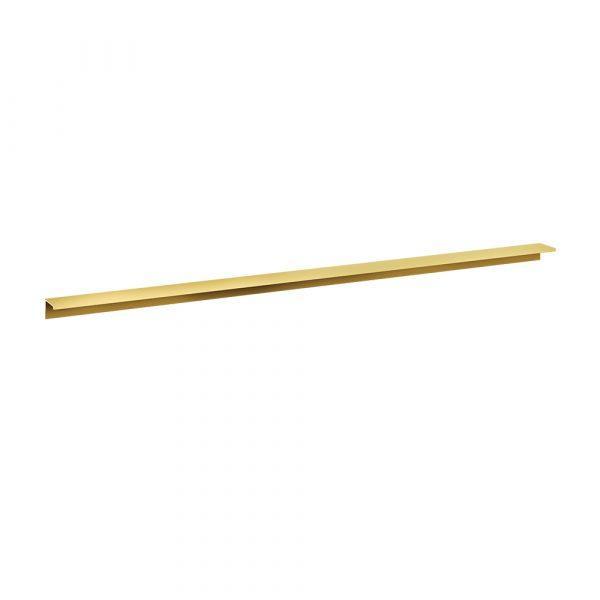 Úchyty SCARLET Zlaté 40cm / 60cm / 80cm / 100cm | LOTOSAN Kúpeľne a interiér