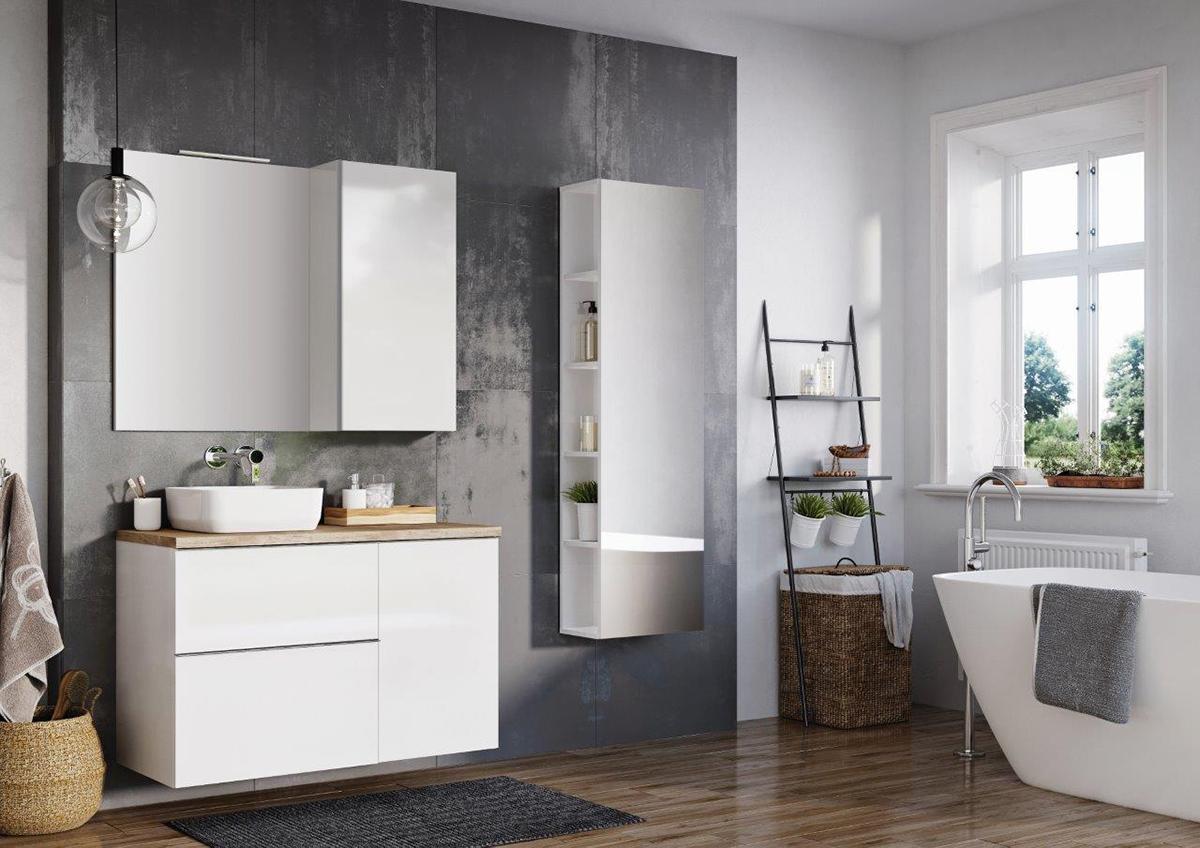 Kúpeľňový nábytok SCARLET | LOTOSAN Kúpeľne a interiér